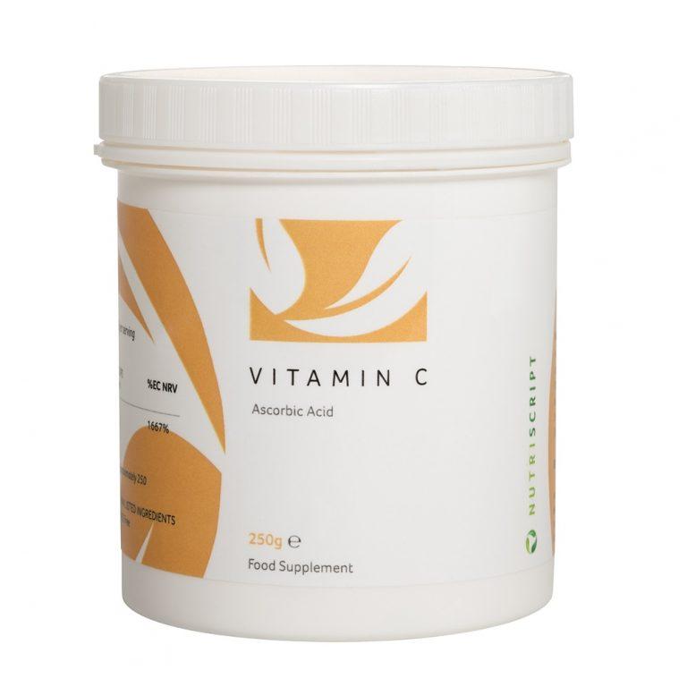 ascorbic acid vitamin c quali c nutriscript uk europe
